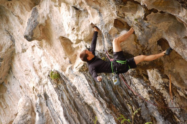 """""""Rock Climber"""""""