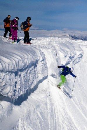 """Skiing at Nevis Range"""