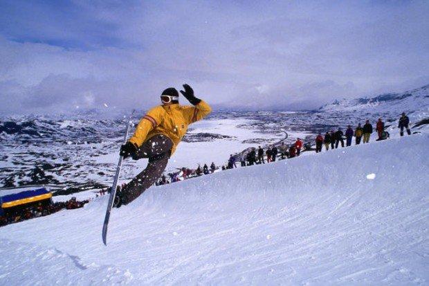 """""""Snowboarding Riksgransen"""""""