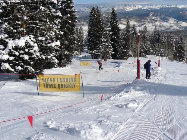 """""""Snowboarding at Beaver Creek Resort"""""""