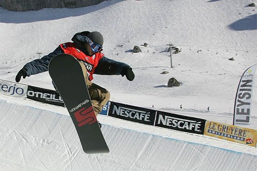 """""""Snowboarding at Phoenix Mountain Ski Resort"""""""