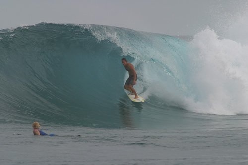 """""""Surfing at Wurtulla"""""""