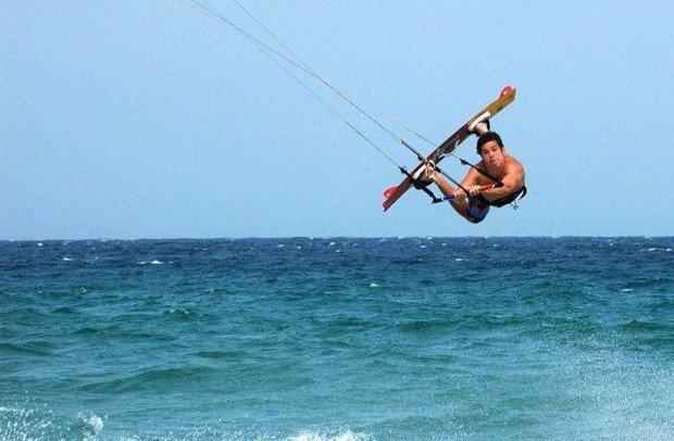 """""""Wanda Beach Kitesurfing"""""""