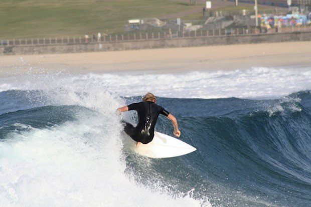 """Wanda Beach Surfer"""