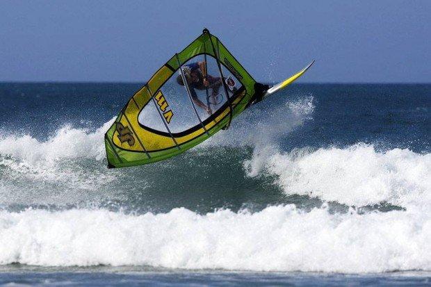 """""""Wanda Beach Windsurfer"""""""