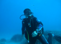 Kalithea Bay, Rhodes Island