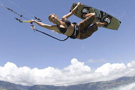 """""""kitesurfing jump"""""""