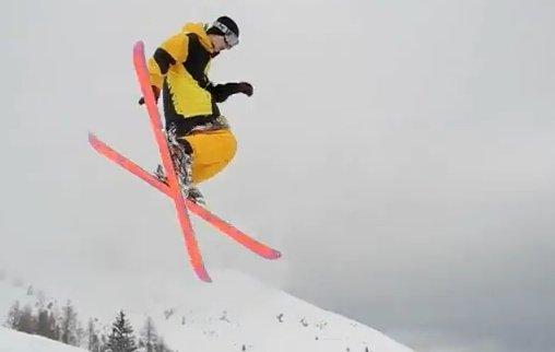 """Skiboarding at Fairmont Hot Springs Resort"""