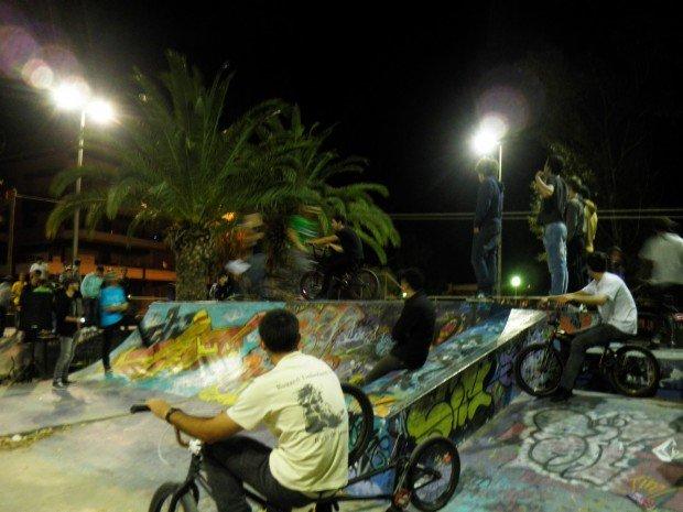 """""""BMX Freestyle at Chalkida BMX Park"""""""