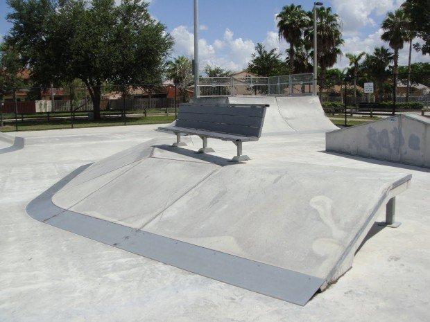 """BMX Freestyle at Westwind Lakes Skatepark"""