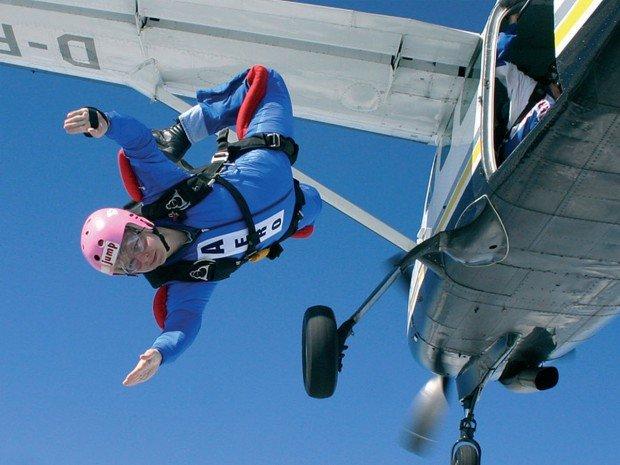 """Bremen Skydiving"""