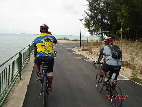 """""""Cycling at ECPCN"""""""