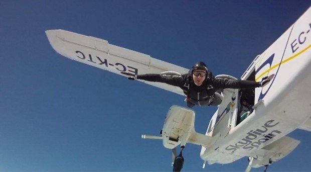 """""""Hartenholm Skydiver"""""""