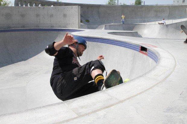 """Hirschgarten Skatepark Skateboarding"""