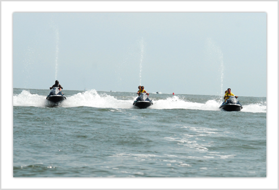"""""""Jet Skiing at Myrtle Beach"""""""