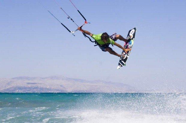 """""""Kitesurfing in Alaçati Bay"""""""
