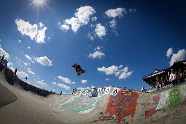 """""""Ostfildern Skate Park Skateboarding"""""""