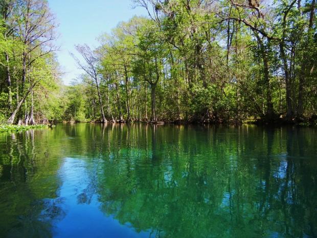 """SUP at Oleta River State Park"""