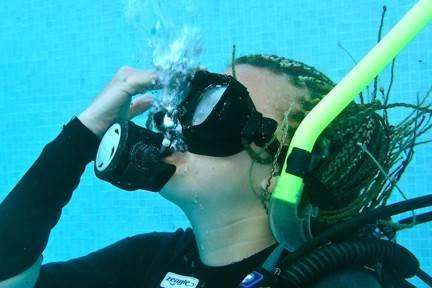 """""""Scuba diving """""""