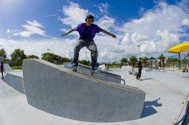 Westwind Lakes Skatepark, Miami