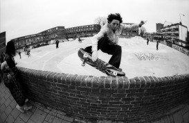 Brixton Skatepark, London