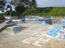 Claremont PCYC Skate Park, Perth