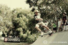 Nedlands Skate Park, Perth
