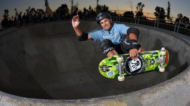"""""""Skateboarding at Keyhole"""""""
