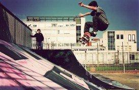 Cantelowes Skatepark, London