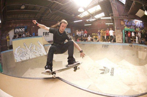 """""""Skatehalle Berlin Skateboarding"""""""