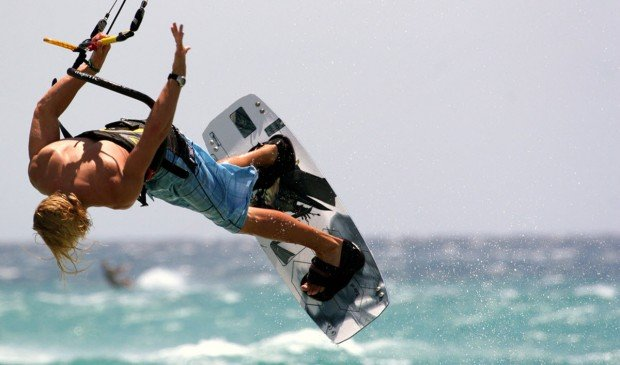 """South Beach Kitesurfing"""