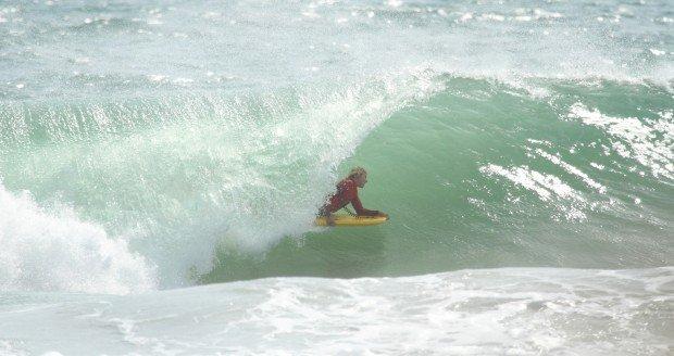 """""""Surfing at 4th Groyne Mandurah"""""""