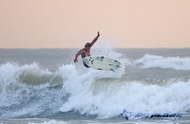 """""""Surfing at South Padre Island"""""""