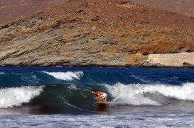 Kolimpithra Beach, Tinos Island