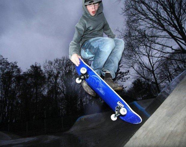 """""""Ulenberg Park Skateboarding"""""""