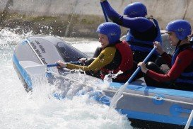 Lee Valley White Water Centre, London