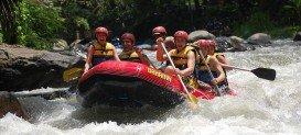 Telaga Waja River, Bali