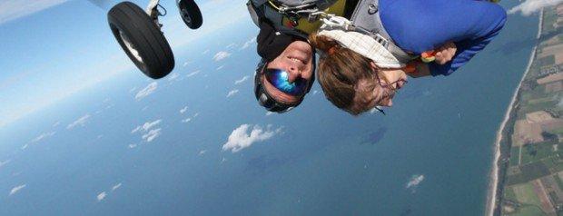 """Airport Le Havre Octeville sur Mer Skydiving"""