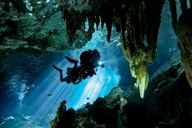 Cenotes Dos Ojos, Tulum