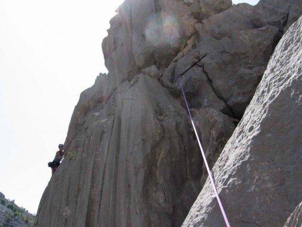 """""""Durnstein Rock Climbing"""""""