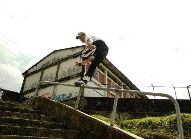 """Inline Skater in Skate Park De Bordeaux"""