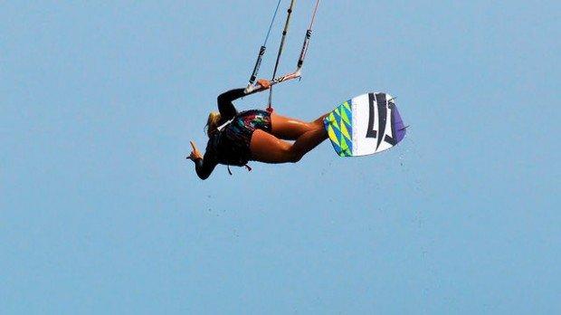 """""""Kiteboarding at La Ventana"""""""