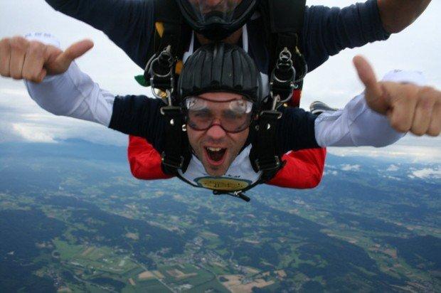 """""""Klagenfurt Tandem Skydiving"""""""