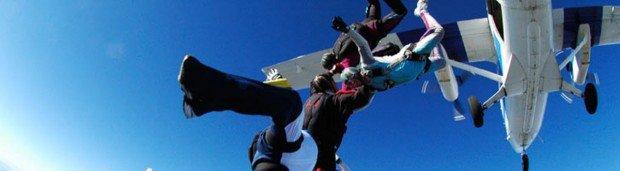 """""""La Rochelle Skydiver"""""""