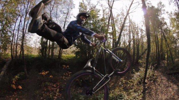 """""""Mountain Biking Freeride in Filthy Trails"""""""