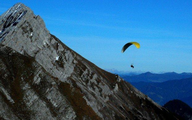 """""""Paragliding in Innsbruck"""""""