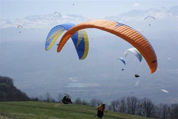 """""""Saint Hilaire du Touvet Paragliding"""""""