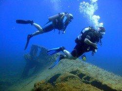 Achilleas Wreck, Paphos