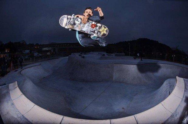 """""""Skate Park De Bordeaux Skateboarding"""""""