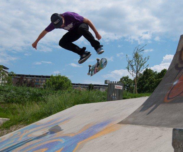 """""""Skatepark Grünanger Skate Boarding"""""""